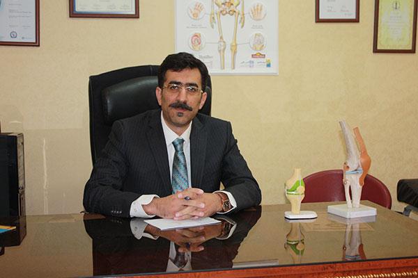 بهترین متخصص ارتوپدی در اصفهان