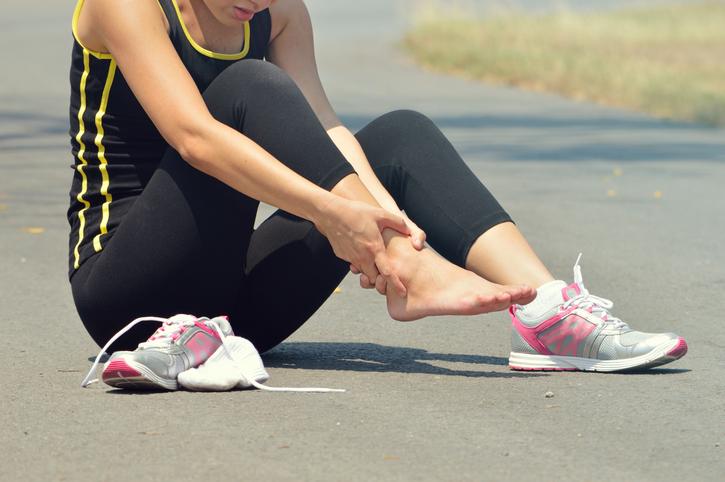 آسیب های رایج استخوان ها در ورزش